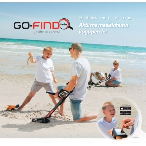 GO-Find metallidetektor