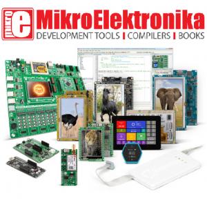 MikroElektronika tooted on nüüd saadav...