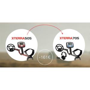 Metalliotsija X-Terra 705=505
