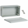 ABS-PLASTIC.120x65x36mm GREY