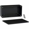 ABS-PLASTIC.150x80x46mm BLACK