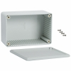 ABS-PLASTIC.120x80x55mm GREY