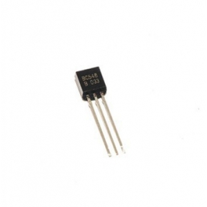 NPN Transistor 30V 0,1A 0,5W TO92