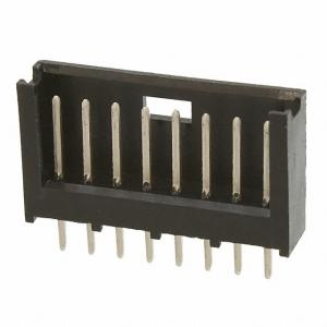 AMPMODU II 2,54mm 1x8 pistik PCB otse