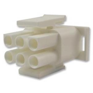 Mate-N-Lok Universal 6-ne pistiku kest 6,35mm samm