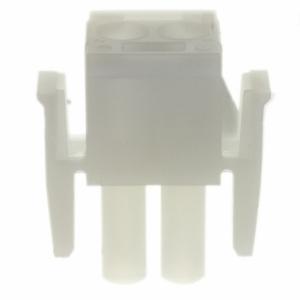 Mate-N-Lok Universal 2-ne pistik juhtmele,  6.35mm samm
