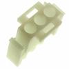 Mate-N-Lok Universal 3-ne pistik juhtmele,  6.35mm samm