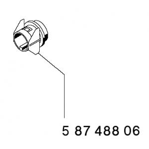 58748806 3-ne pesa kinnitus WTCP jaamale