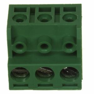 TERMI-BLOK PLUG 90&180 3P. 5 (200tk/pk)