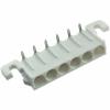 Mate-N-lok Universal 6-ne pesa PCB 90° joodetav, 6,35mm