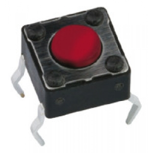APEM DTS63RV 6X6, PCB 7.00