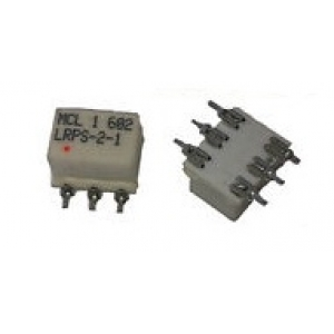 Power Splitter/Combiner 2 Way-0° 50Ohm 5 to 500MHz, SMD