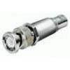 Attenuator BNC M/F 3dB 0,5W DC-2000MHz 75Ohm, fixed prec.