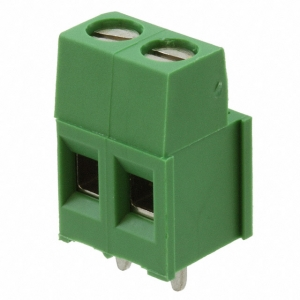 Terminal block R5mm, 2-ne, otse, 0.05-3.00mm juhtmele