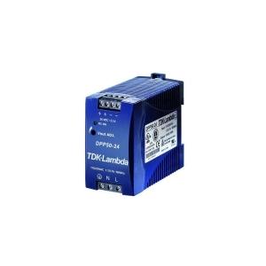 Toiteplokk DIN-latile 24VDC 2,1A 50W 85-264VAC 45*75*91mm