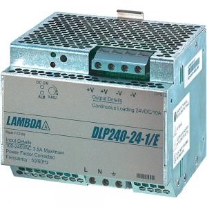 Toiteplokk DIN-latile 24VDC 10A 240W 85-265VAC 120*97*110mm