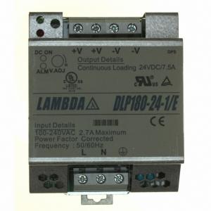Toiteplokk DIN-latile 24VDC 7,5A 180W 85-265VAC 80*97*110mm