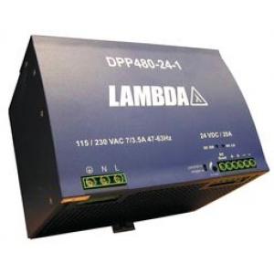 Toiteplokk DIN-latile 24VDC 20A 480W 90-264VAC 175*125*123