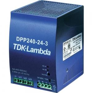 Toiteplokk DIN-latile 24VDC 10A 240W 3faasi 340-575VAC