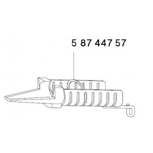58744757 spring B26 (3pcs.)