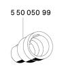 Bakeliitrõngas kolvialusele (FE-kolvile)