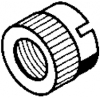Pyropen Junior kolviotsa kinnitusmutter