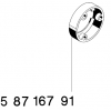 Rõngas LR/TCP kolvile