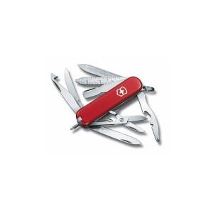 Victorinox MiniChamp nuga, punane 58mm 16osa