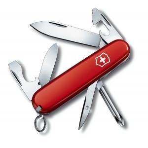 Victorinox Tinker nuga, 84mm, punane 12osa