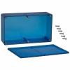 Plastkarp 191x110x57mm, Ice Blue, IP54 polükarbon.