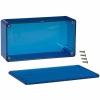 Plastkarp 150x80x46mm, Ice Blue, IP54, polükarbon.