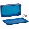 Plastkarp 112x62x27mm, Ice Blue, IP54 polükarbon.