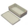 Plastkarp 100x50x21mm, hall, IP54, polükarbon.
