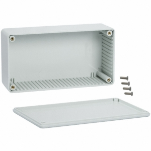 Plastkarp 150x80x46mm, hall IP54 ABS