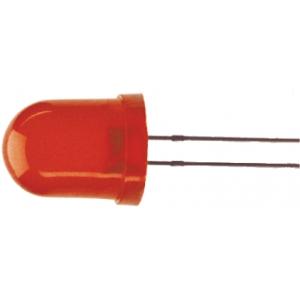 LED10 red 12,5mcd