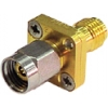 Koaksiaaladapter 2,4mm isa/ema 50Ohm DC - 50GHz