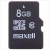 Mälukaart MAXELL SDHC Class 10, 8GB