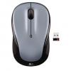 LOGITECH M325 light silver traadivaba hiir, USB adapter