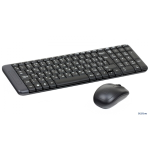LOGITECH WIRELESS DESKTOP MK220 RU