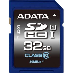 ADATA 32GB SDHC UHS-I Class10