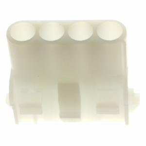 Mate-N-Lok Universal 4-ne pesa juhtmele/paneelile, 6.35mm