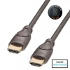 HDMI kaabel 0.3m, Premium High Speed, 2160p@60Hz, 3D