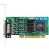 RS-232/422/485 PCI kaart, Low Profile, 4 porti + DB9M kaabel