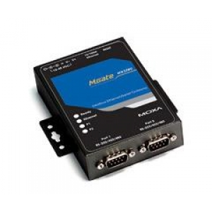 MOXA MGate MB3280/EU Modbus Serial to Ethernet Gateway, 2 porti