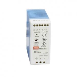 Toiteplokk DIN-liistule 40W 12V 3.33A