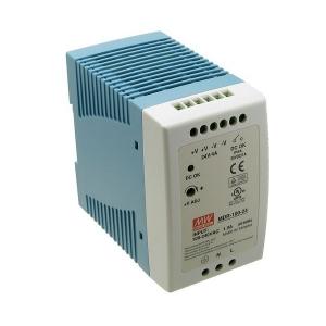 Toiteplokk DIN-liistule 100W 24V 4A