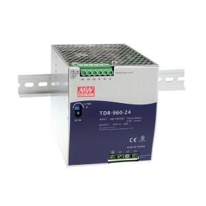 Toiteplokk DIN-liistule 3 faasiga 960W 24V