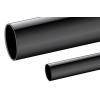 Kaablirüüz ø9,53mm must PVC -20°C…+105°C 600V UL 76,25m