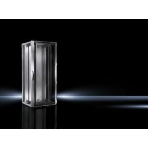 Seadmekapp TS IT T2 RAL7035 WHD 800x1200x1000 24U klaasuks