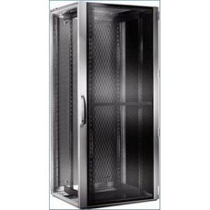 Seadmekapp TS IT T2 RAL7035 WHD 600x2000x1000 42U klaasuks
